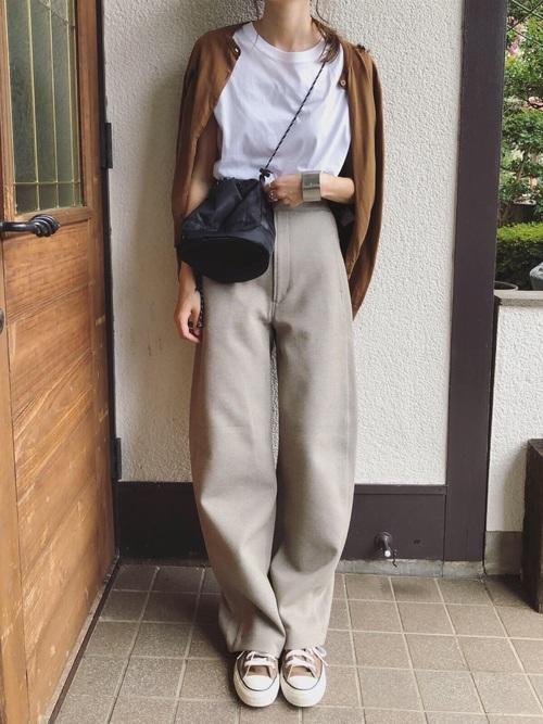 【軽井沢】気温26〜30度に合った服装