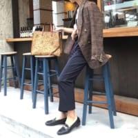 冬のローファーコーデ30選♪今季注目の靴でトレンドファッションを楽しもう!