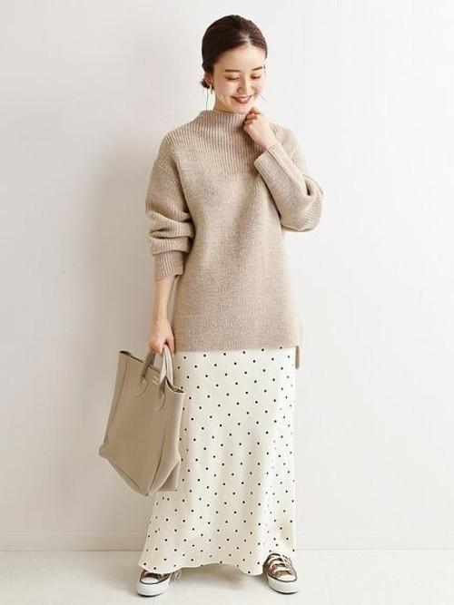 今年はスカートスタイルが素敵!