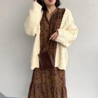 【GU】のスカート&ワンピースに注目!プチプラで作る大人のフェミニンコーデ♪