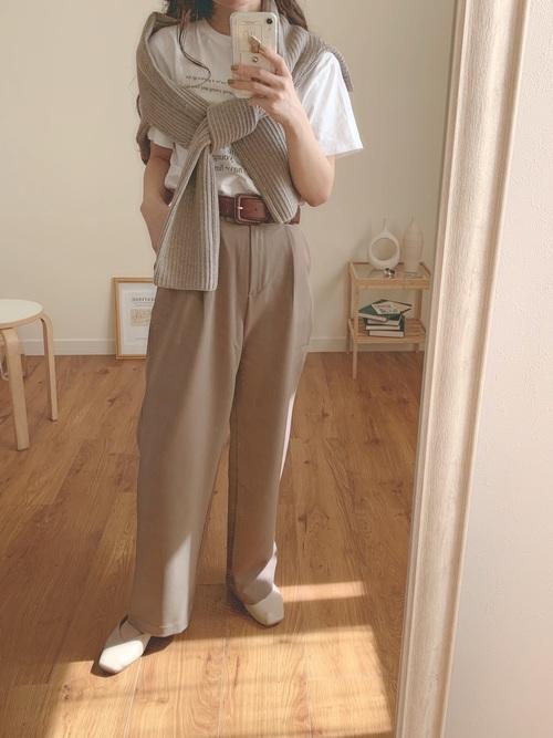 【京都】気温21〜25度に合った服装2