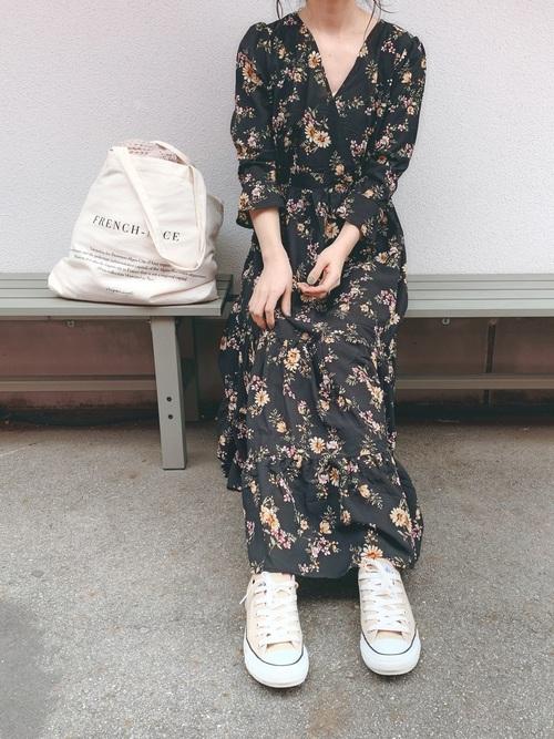 【京都】気温21〜25度に合った服装3