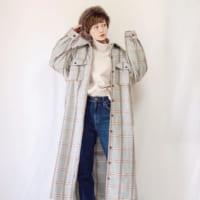 【2020春】シャツワンピースの最新コーデまとめ♡《カラー別》大人の着こなし術