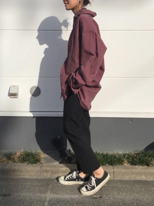 【北海道】気温16〜20度に合った服装