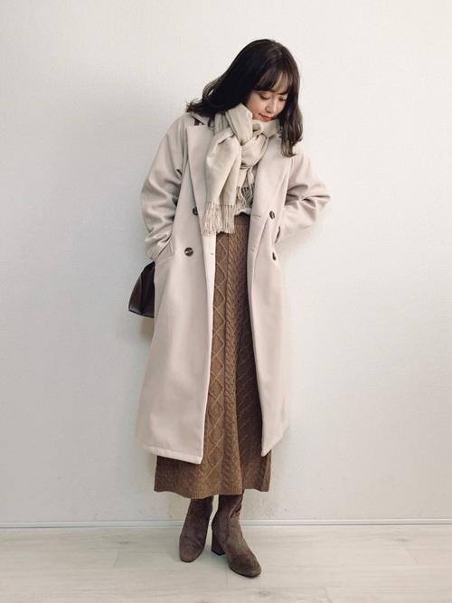 【軽井沢】3月におすすめの服装11