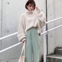 【大阪】3月の服装24選!季節感を取り入れた大人女子の褒められコーデ