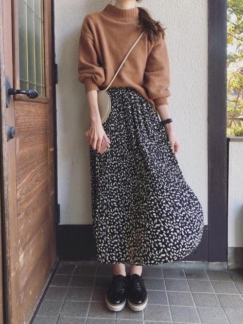 【金沢】気温に合った服装7