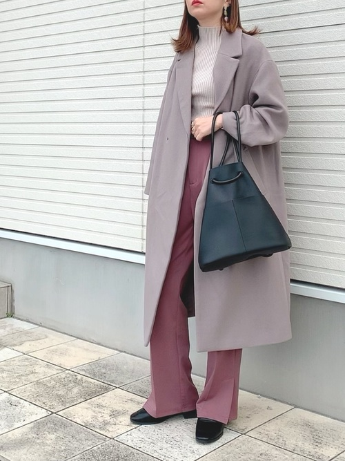 2[Outfitter lab] 3WAY PU 巾着 リュック