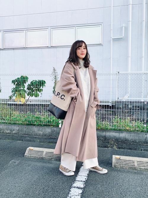 【金沢】気温に合った服装
