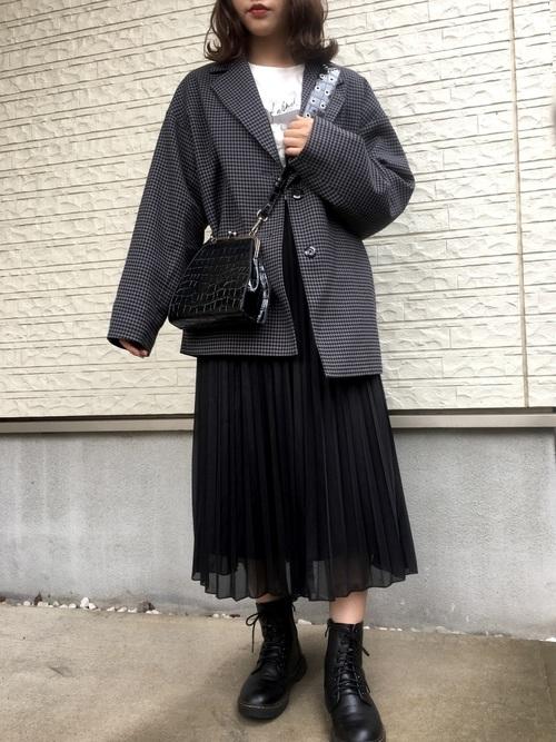 しまむらのスカート6