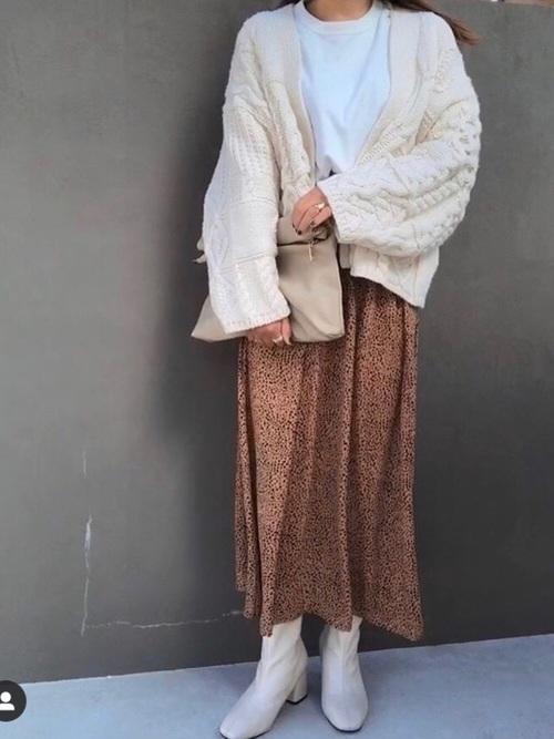 しまむらのスカート5