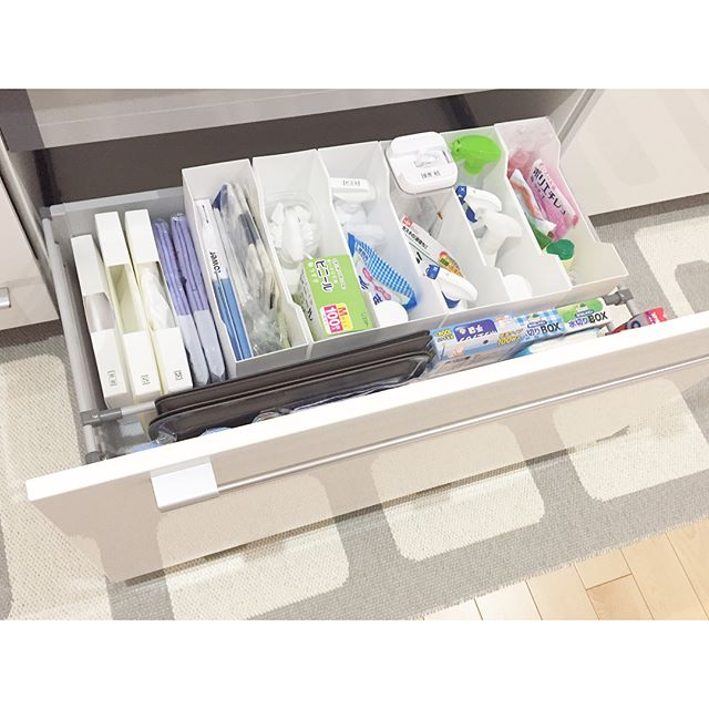 洗剤の収納アイデア15