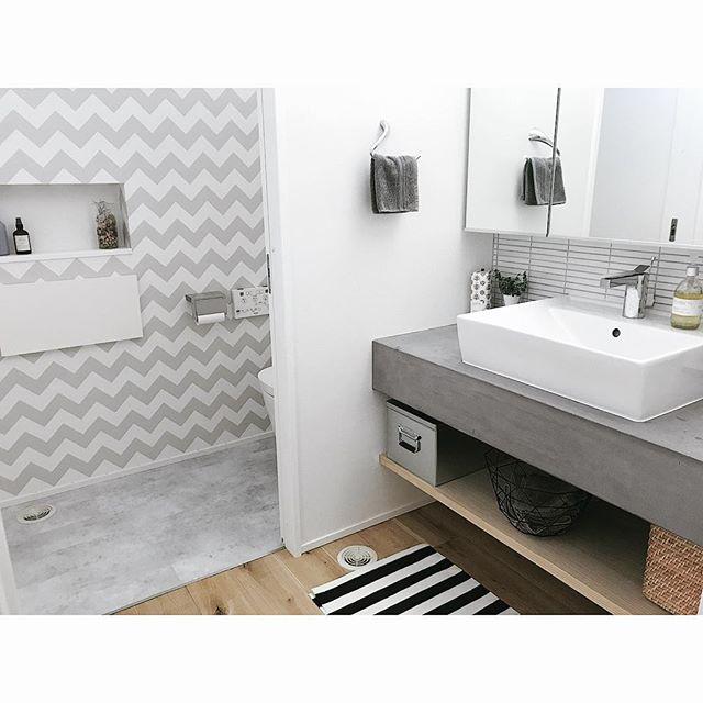 トイレ 壁紙8
