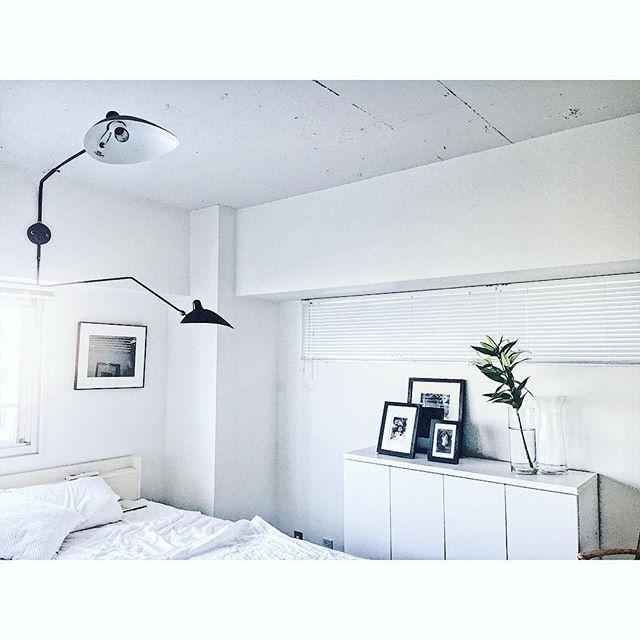 ミニマリスト 寝室 収納アイデア6