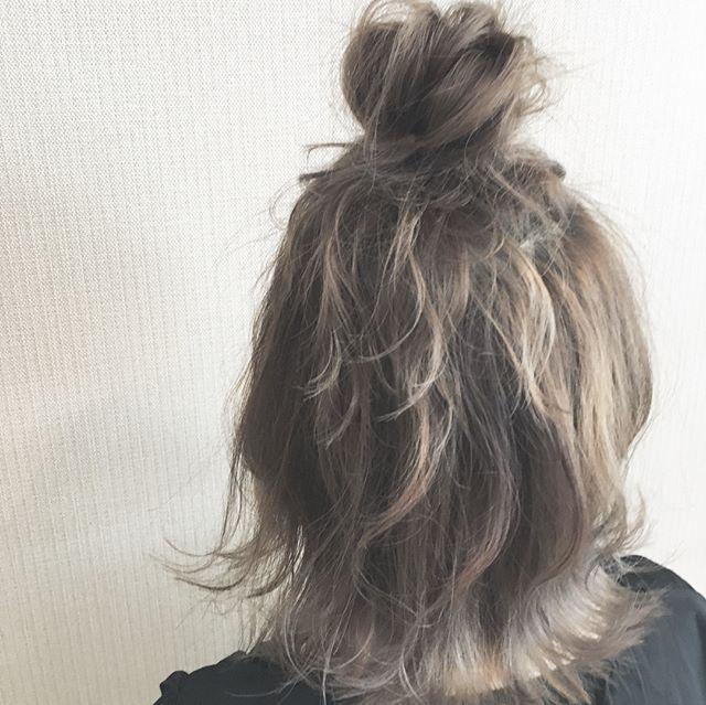 バレンタイン おすすめ 髪型 ボブヘア3