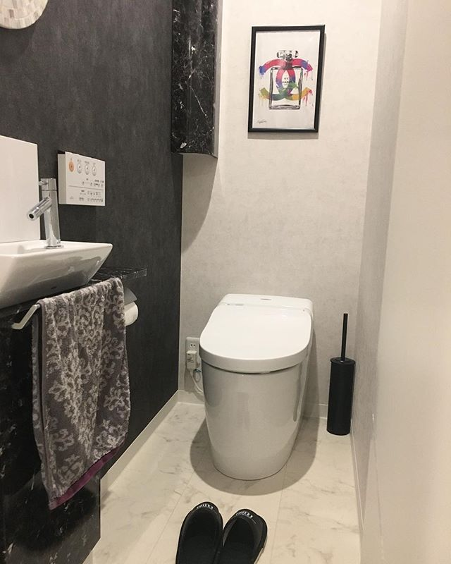 トイレ 壁紙7