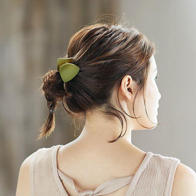 バレンタイン おすすめ 髪型 ミディアムヘア5