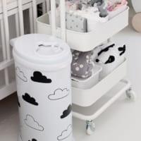 赤ちゃんと快適に暮らすために!真似したいインテリアや収納アイデアを紹介♡