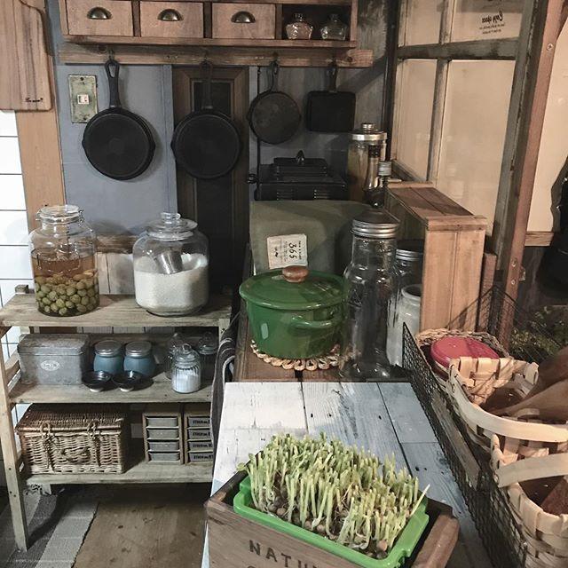 古民家インテリア《キッチン》5