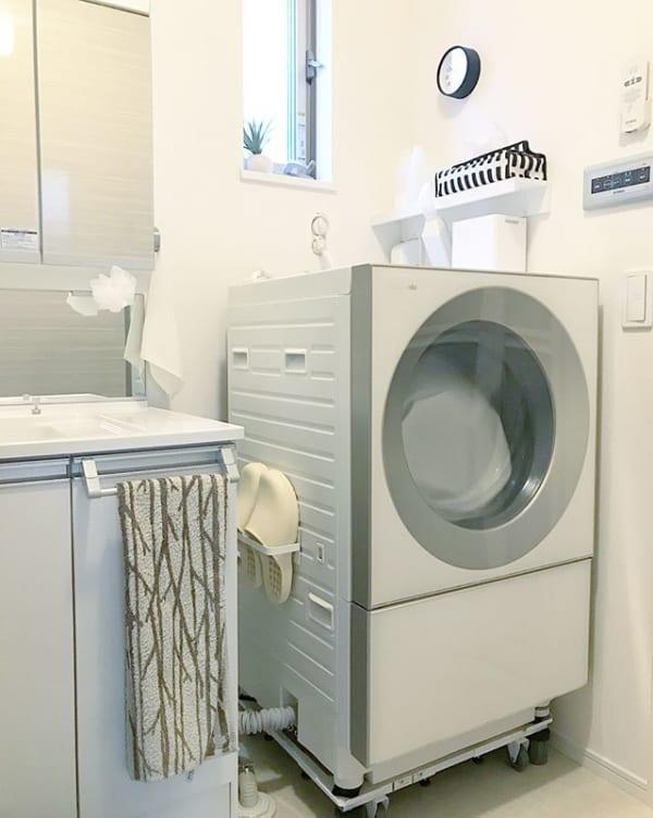 掃除のしやすいおすすめミニマリスト洗面所