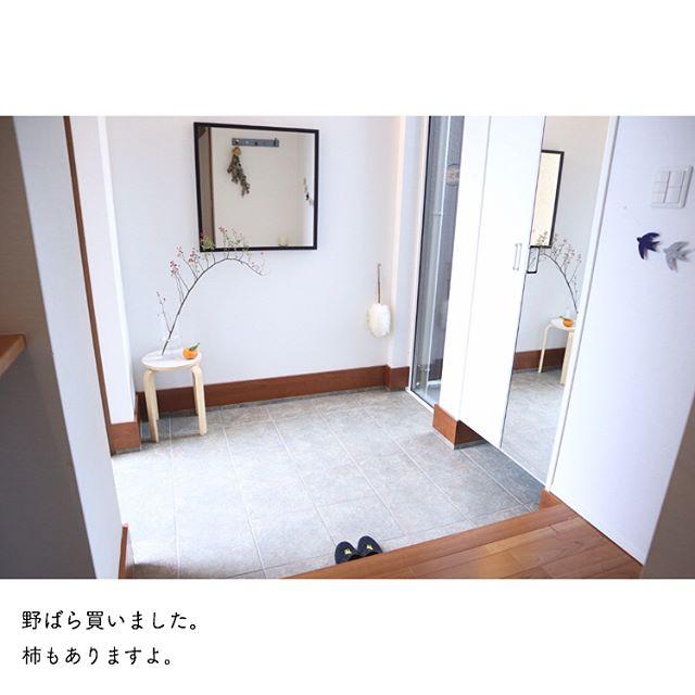 シンプリストの部屋 玄関4