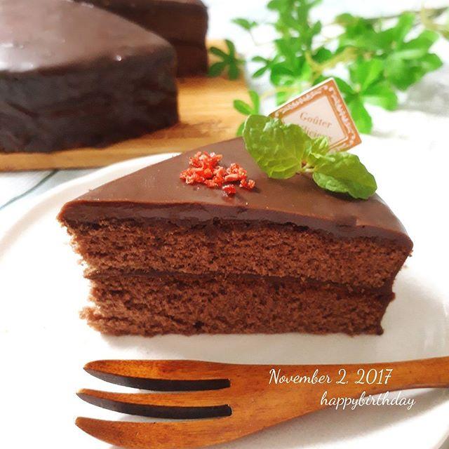 バレンタイン ケーキ3