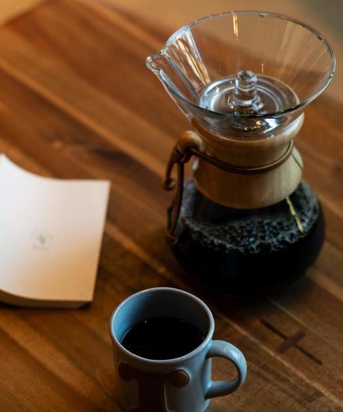 [GEORGE'S] CHEMEX(ケメックス) コーヒーメーカー6カップ