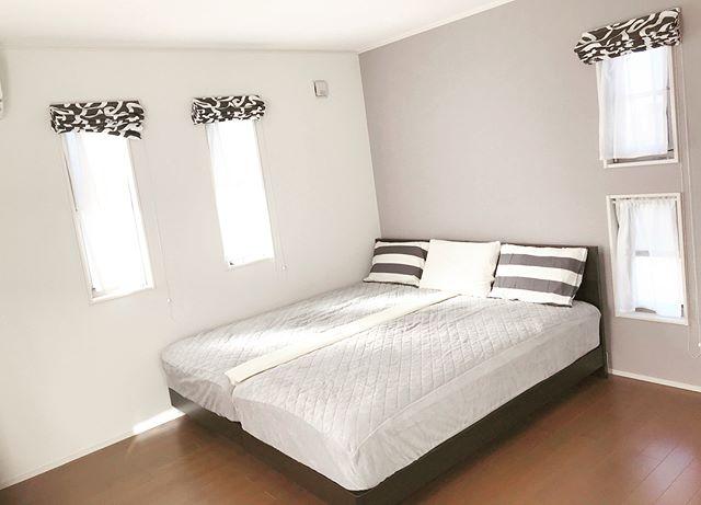 ミニマリストの寝室インテリア2