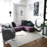 配色はお部屋作りの大切なポイント!カラーコーディネートが素敵なインテリア♡