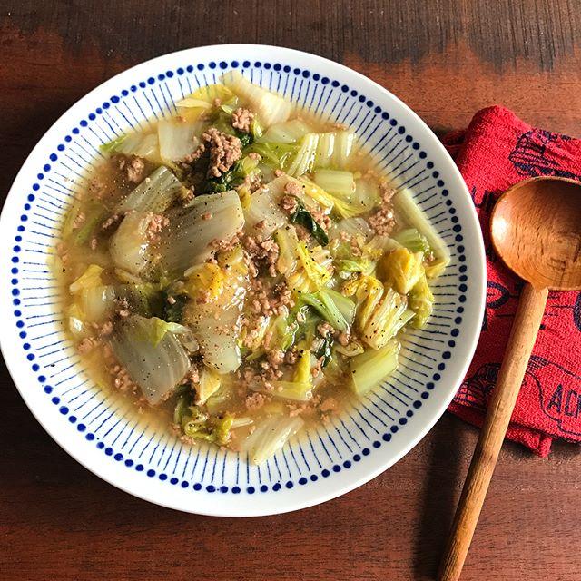 白菜の絶品レシピ7