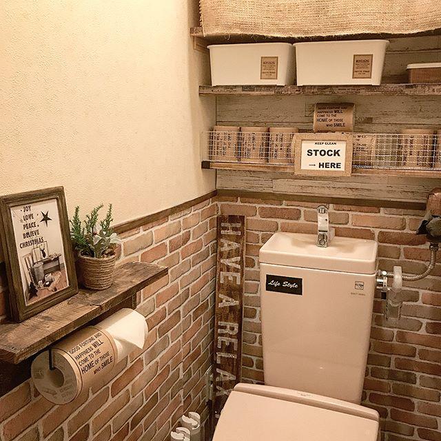 トイレ インテリア5