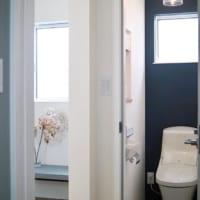 おしゃれなトイレは壁紙が秘訣♪《テイスト別》おすすめの色・デザインをご紹介