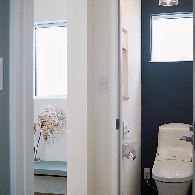 トイレ 壁紙17