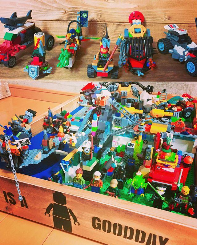 レゴブロック 収納8