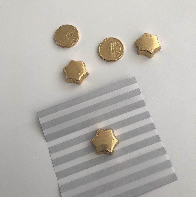 小さなギフトはおしゃれ折り紙でラッピング