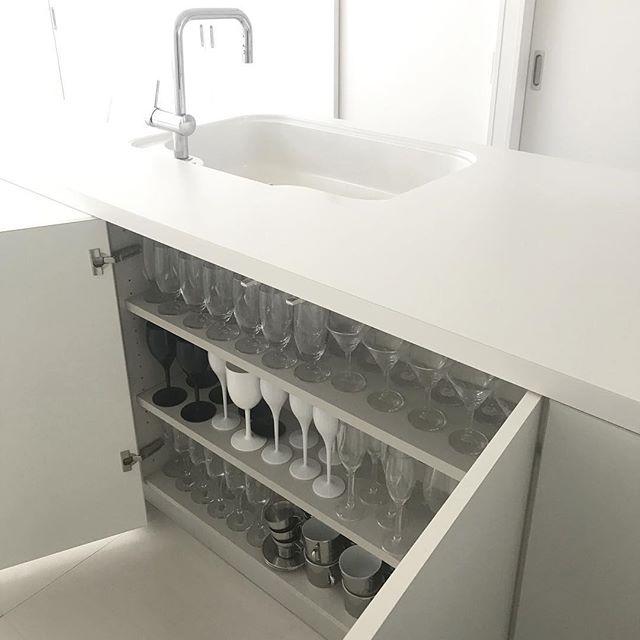 おすすめのグラス収納アイデア4