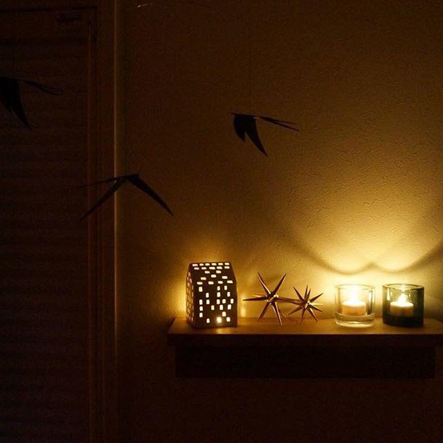 おすすめアイテム③キャンドル風LEDライト2