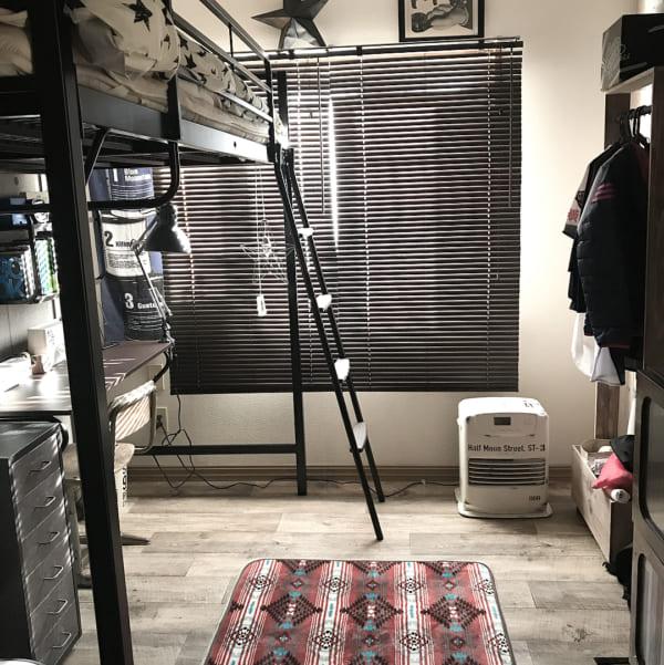4畳部屋のレイアウト3
