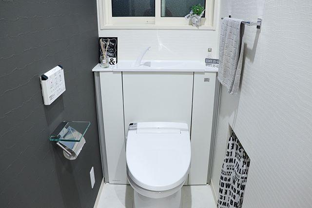 トイレ 壁紙24