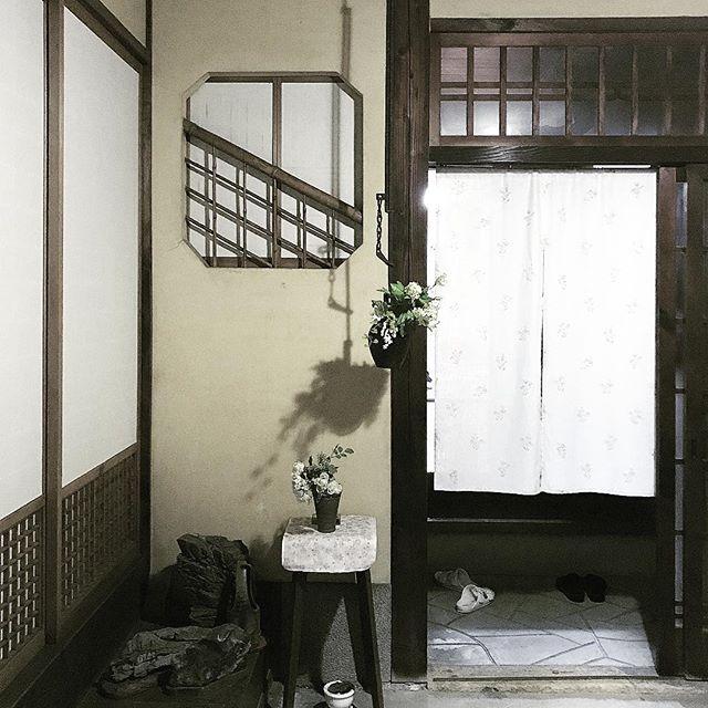 古民家インテリア《トイレ・玄関》5