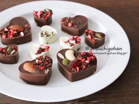バレンタイン チョコ10
