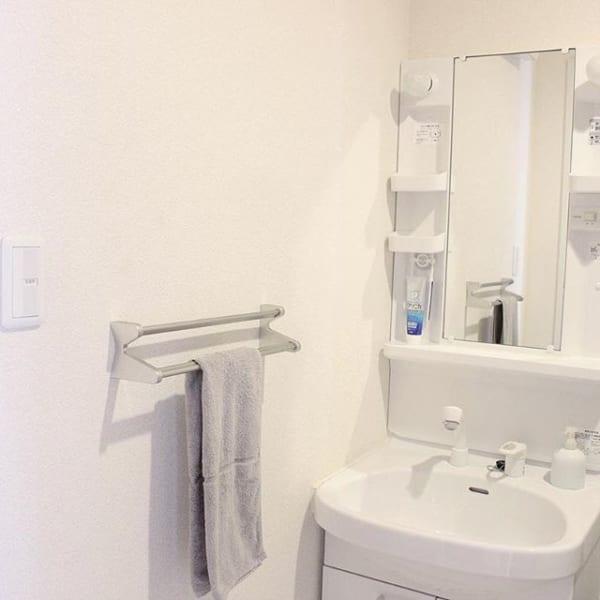 ミニマリスト洗面所の生活感を減らすコツ