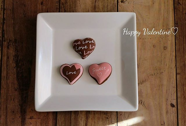 子供 簡単 チョコレートレシピ 型抜きチョコ2