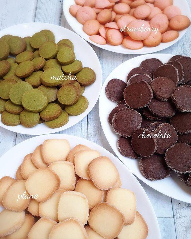 バレンタイン チョコレシピ クッキー5