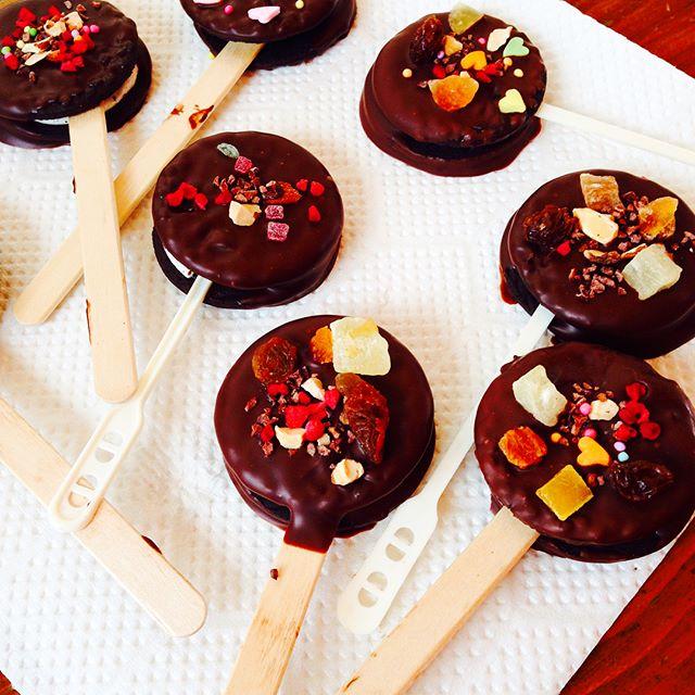 バレンタイン チョコレシピ その他のチョコ5