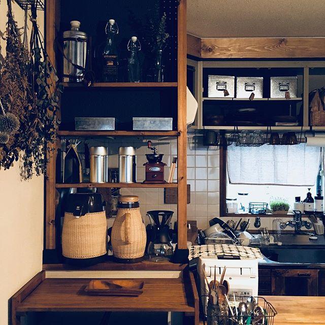 古民家インテリア《キッチン》2