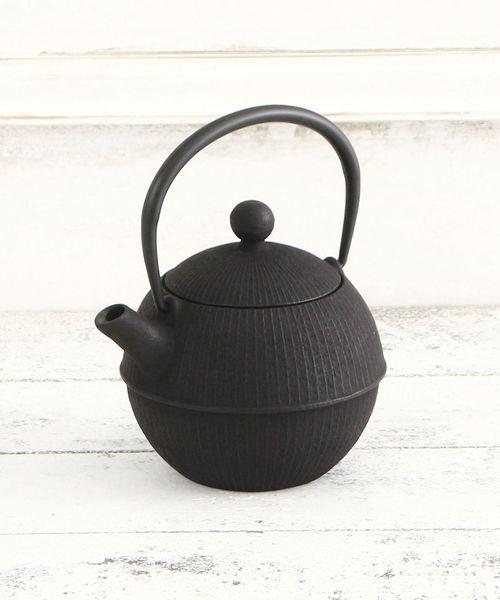[Afternoon Tea LIVING] 南部鉄器/急須 手まり