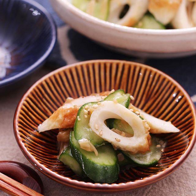 きゅうり 作り置き 簡単 料理 お弁当6