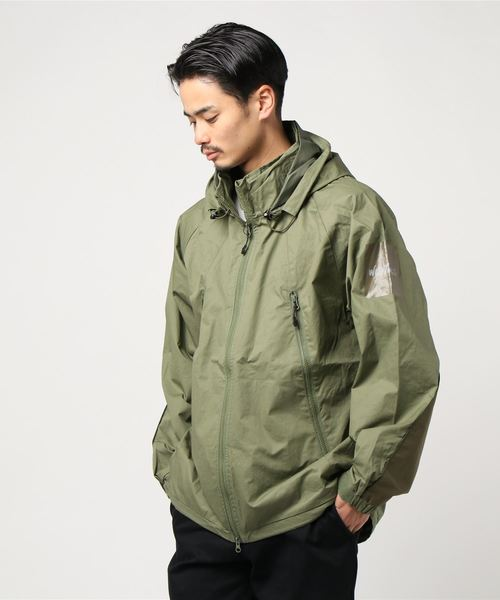 [GRAMICCI / WILDTHINGS] WILDTHINGS/ワイルドシングス LIGHT HAPPY JACKET /ライトハッピージャケット
