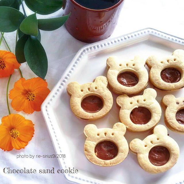ホワイトデーのクッキーレシピ《クッキーサンド》5